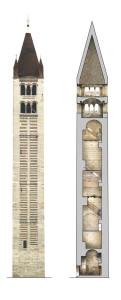 Torre Campanaria di San Zeno Maggiore in Verona