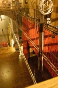 Rilievo Teatro Pavarotti Modena